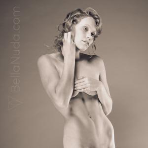 Art nude photography exhibit