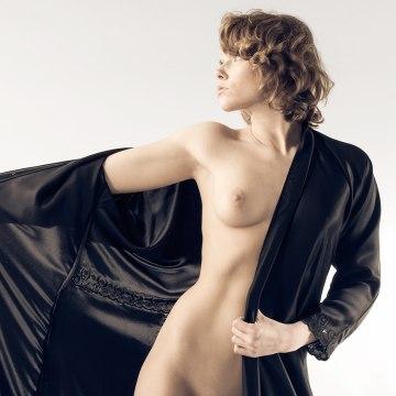 Fine art nude photography exhibit