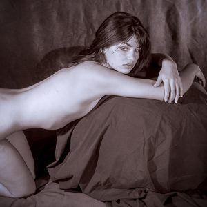 Sep-Oct Exhibit: Black Cloth - art nudes