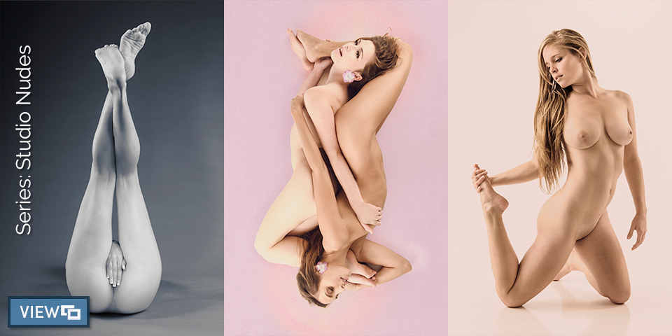 Fine art nude photography in the studio. Original archival limited editions for sale direct from the artist.