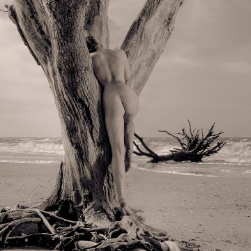 Nude in the Landscape art nude archival photography limited edition