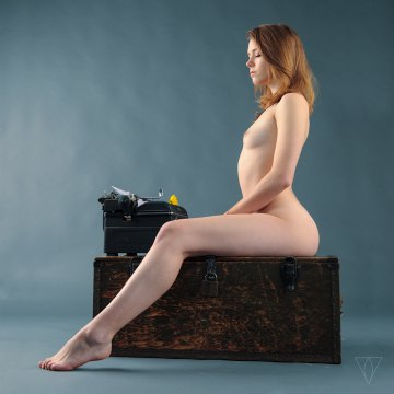Fine art nude photography exhibit