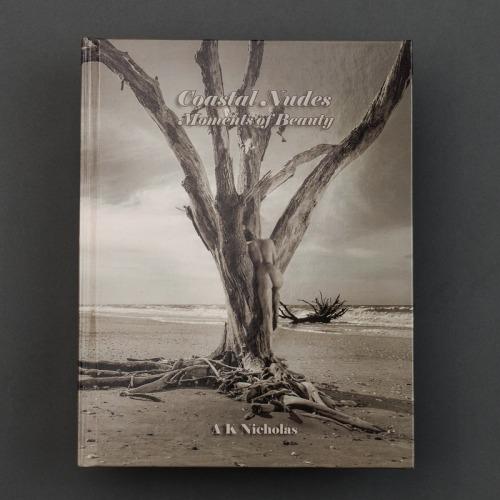 Coastal Nudes Fine Art Photography Book by A K Nicholas