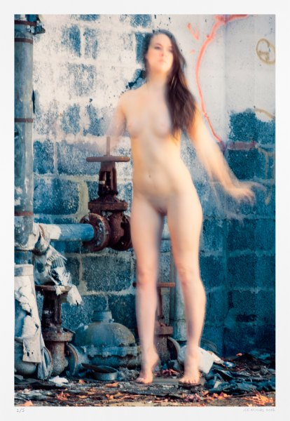Limited edition fine art nude photography by A K Nicholas