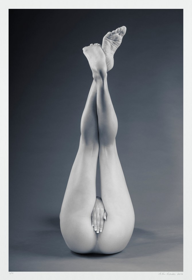 black and white nude art photography original limited edition