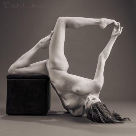 Art nude photography Kickstarter