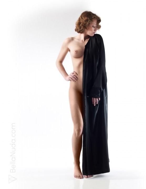 Fine art nude photography studio