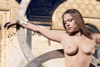 Limited edition art nude photography