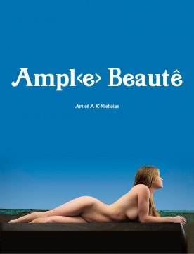 Ample Beauty pinup art nude photobook