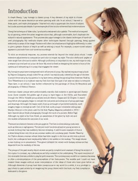 Ample Beauty: Art nude pin-up photobook by A K Nicholas