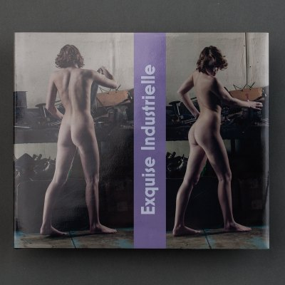 Exquise Industrielle portfolio album fine art nude erotic photography