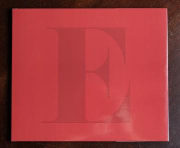 portfolio album cover