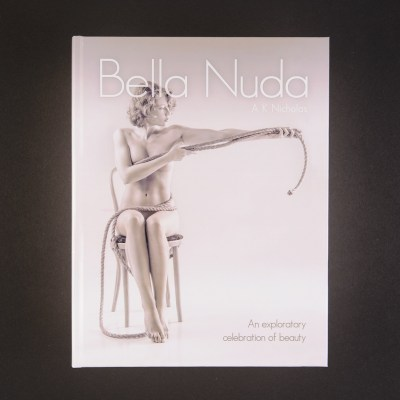 Bella Nuda Fine Art Nude book of photography by A K Nicholas