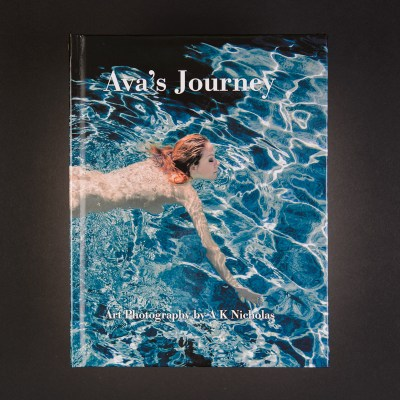 Ava's Journey Fine Art Erotic Photography Book by A K Nicholas