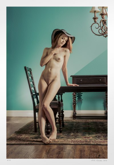 Banquet Promise limited edition archival photograph art nude erotic