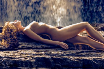 Limited edition fine art nude photography