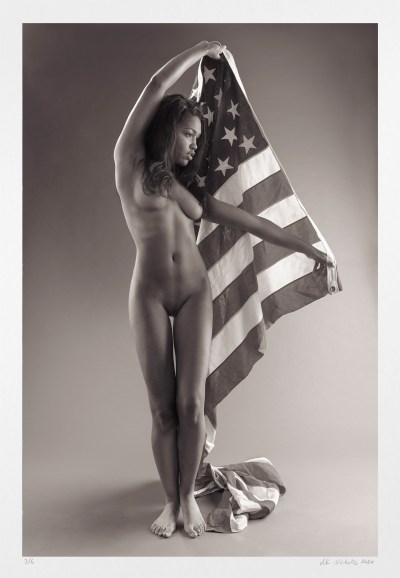 Contemporary fine art nude lmited edition photography for sale.