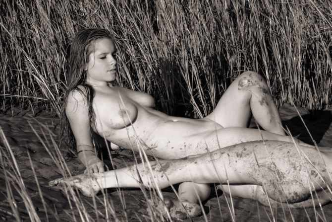 Buy black and white nudes: Limited edition art photography by A. K.