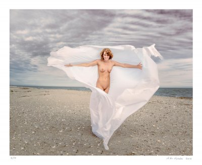 Limited edition art nude photograph