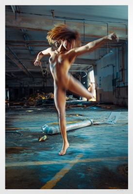 Limited edition art nude photography for sale