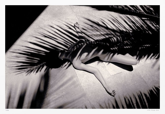 Fine art nude photography - limited edition print