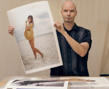 Vintage Brim - fine art nude photography - limited edition