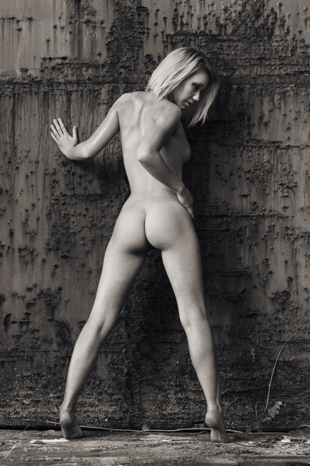 Limited edition art nude erotic photography
