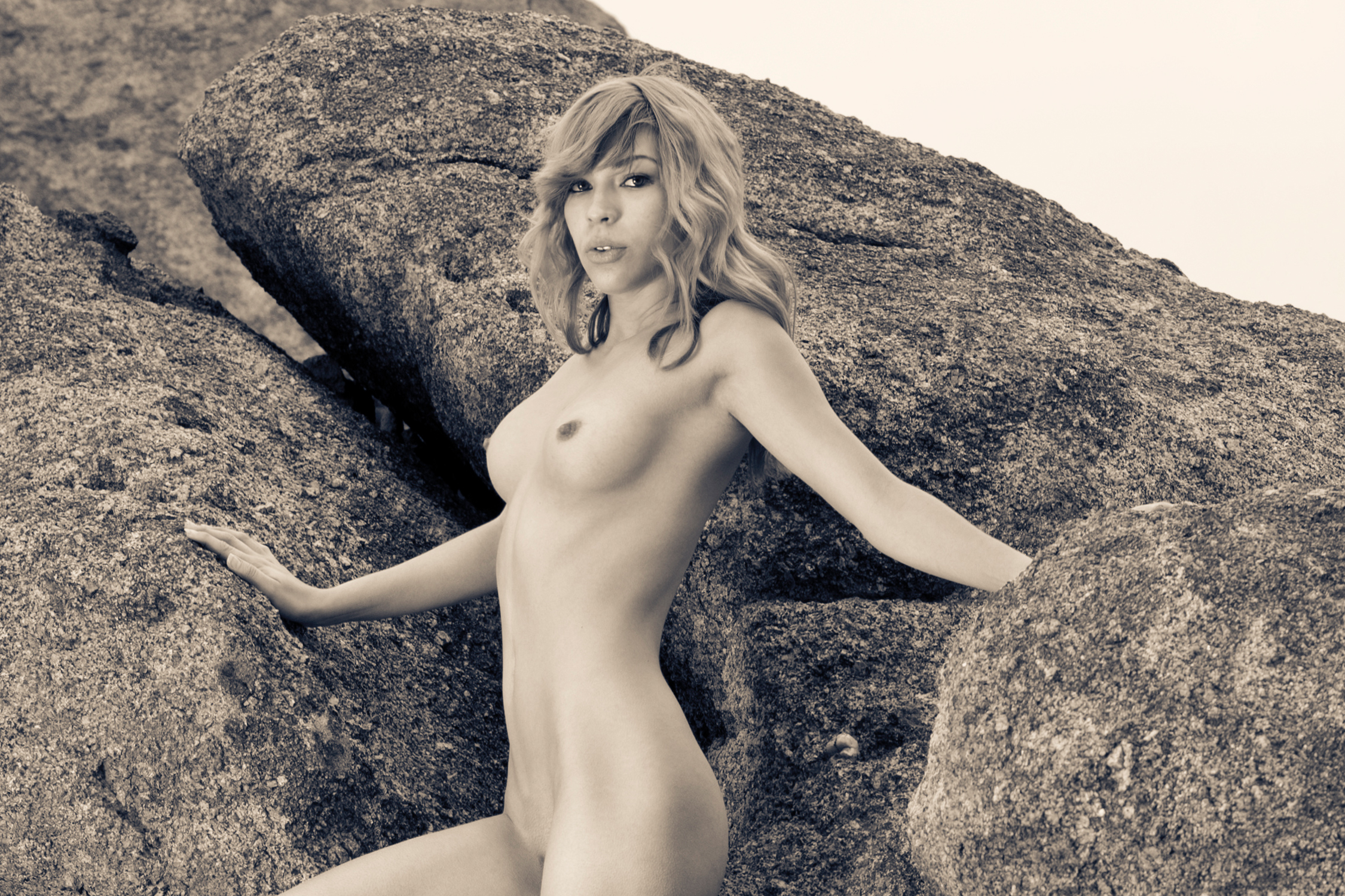limited edition photography art nude landscape