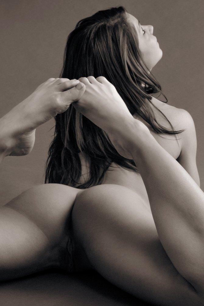 """Erotic art photography. Limited edition """"L'origine del mondo"""""""