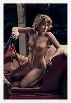 By nude photographer A. K. Nicholas