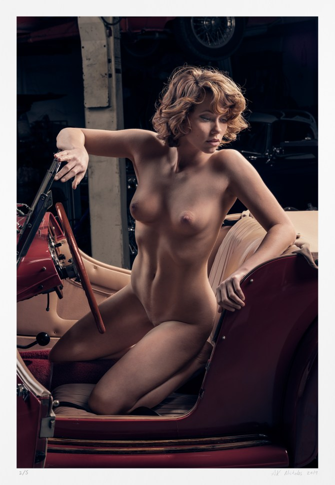 Art nude photography original limited edition signed numbered affordable